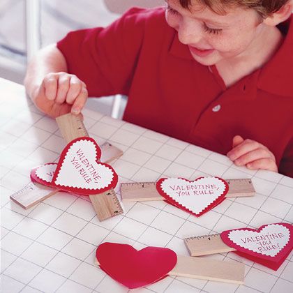 Preschool valentine s day crafts us live post for Preschool crafts for february